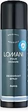 Düfte, Parfümerie und Kosmetik Parfums Parour Lomani - Deospray