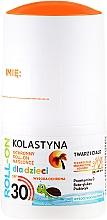 Düfte, Parfümerie und Kosmetik Sonnenschützendes Roll-on für Körper und Gesicht SPF 30 - Kolastyna Suncare for Kids Roll-on SPF 30
