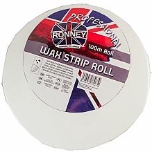 Düfte, Parfümerie und Kosmetik Enthaarungswachsstreifen-Rolle 100 m - Ronney Wax Strip Roll