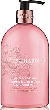 """Düfte, Parfümerie und Kosmetik Flüssige Handseife """"Schöllkraut"""" - Baylis & Harding Magnolia & Pear Blossom Hand Wash"""