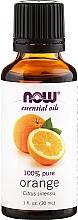 Düfte, Parfümerie und Kosmetik Ätherisches Öl Orange - Now Foods Orange Essential Oils