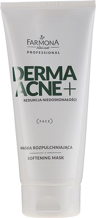 Entspannende und weichmachende Gesichtsmaske - Farmona Professional Derma Acne
