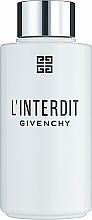 Düfte, Parfümerie und Kosmetik Givenchy L'Interdit - Körperlotion