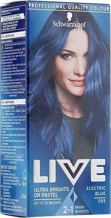 Ammoniakfreie Haarfarbe - Schwarzkopf Live Ultra Brights or Pastel