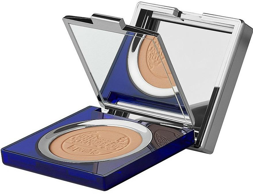 Kompaktpuder mit Kaviarextrakt LSF 15 - La Prairie Skin Caviar Powder Foundation SPF15