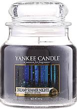 Düfte, Parfümerie und Kosmetik Duftkerze im Glas Dreamy Summer Nights - Yankee Candle Dreamy Summer Nights Jar