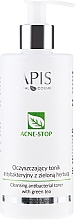 Düfte, Parfümerie und Kosmetik Reinigungstonikum - APIS Professional Home terApis Cleansing Tonik