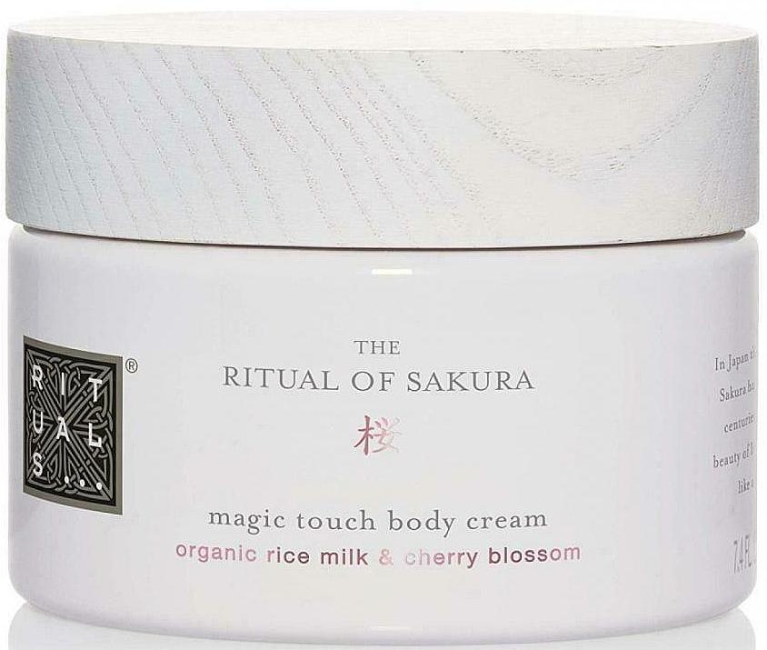 Reichhaltige Körpercreme mit Vitamin E und Reismilch - Rituals The Ritual Of Sakura Body Cream