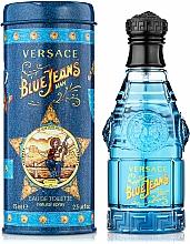 Düfte, Parfümerie und Kosmetik Versace Blue Jeans Man - Eau de Toilette