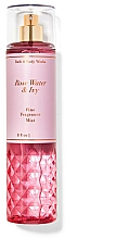 Düfte, Parfümerie und Kosmetik Bath and Body Works Rose Water & Ivy - Parfümierter Körpernebel