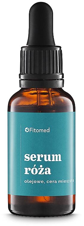 Wildrosenöl für Mischhaut - Fitomed Oil For Mixed Skin