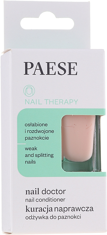 Nagelpflege - Paese Nail Doctor
