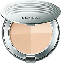 Düfte, Parfümerie und Kosmetik Anti-Aging Kompaktpuder Quartett - Kanebo Sensai Anti-Ageing Foundation Pressed Powder