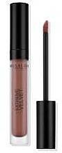 Düfte, Parfümerie und Kosmetik Matter flüssiger Lippenstift - Mesauda Milano Extreme Vtlvet Matte Liquid Lipstick