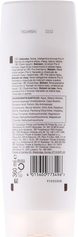 Haarspülung für gefärbtes Haar - Pantene Pro-V Lively Color Conditioner — Bild N2