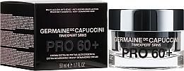 Düfte, Parfümerie und Kosmetik Pflegende Gesichtscreme Pro 60+ - Germaine de Capuccini Timexpert SRNS PRO60+Extra Nourishing Highly Demanding Cream