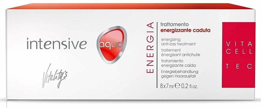 Energiebehandlung gegen Haarausfall - Vitality's Intensive Aqua Energia Anti-Loss Treatment