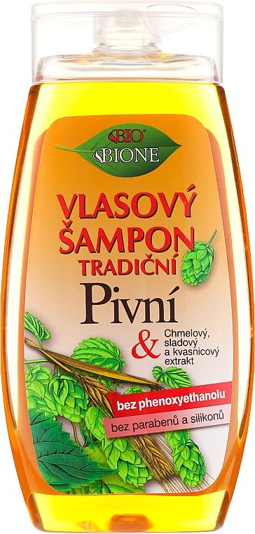 Shampoo mit Bierhefe - Bione Cosmetics Traditional Beer Hair Shampoo