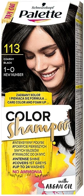 Tönungsshampoo - Schwarzkopf Palette Color Shampoo