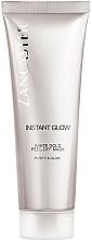 Düfte, Parfümerie und Kosmetik Peel-Off Gesichtsmaske mit Bambuspuder und Schimmer - Lancaster Instant Glow White Gold Peel-Off Mask