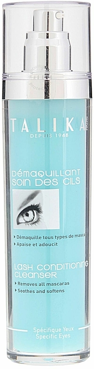 Augen-Make-up Entferner - Talika Lash Conditioning Cleanser — Bild N1