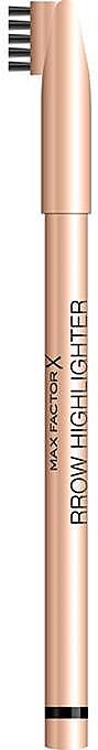 Augenbrauenstift - Max Factor Eyebrow Highlighter Pencil