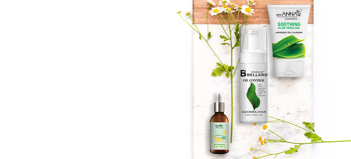 10% auf das gesamte Sortiment New Anna Cosmetics, Fergio Bellaro und EcoU. Die Preise auf der Website sind inklusive Rabatt