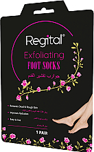 Düfte, Parfümerie und Kosmetik Exfolierende Socken - Regital Exfoliating Foot Socks