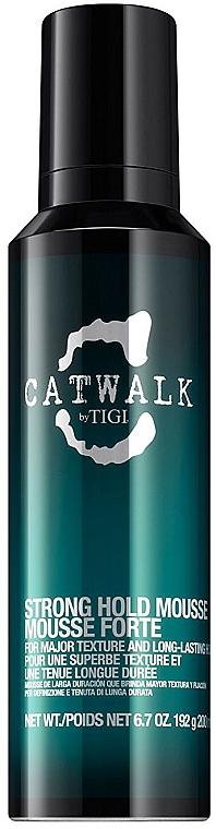 Schaumfestiger Starker Halt - Tigi Catwalk Strong Hold Mousse