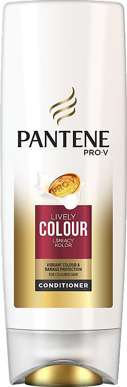 Haarspülung für gefärbtes Haar - Pantene Pro-V Lively Color Conditioner