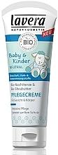 Düfte, Parfümerie und Kosmetik Bio Pflegecreme für Gesicht und Körper mit Bio-Nachtkerze und Bio-Sheabutter - Lavera Baby Kinder Cream
