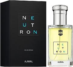 Düfte, Parfümerie und Kosmetik Ajmal Neutron - Eau de Parfum