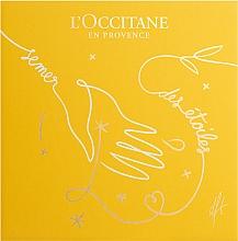 Düfte, Parfümerie und Kosmetik L'Occitane Rose - Duftset (Eau de Toilette 50ml + Duschgel 75ml + Körperlotion 75ml)