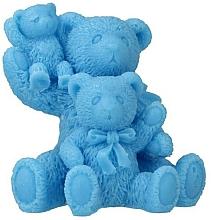 Düfte, Parfümerie und Kosmetik Handgemachte Naturseife Teddybären mit Fruchtduft - LaQ Happy Soaps Natural Soap