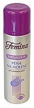 Düfte, Parfümerie und Kosmetik Rasierschaum mit Glycerin und Vitamin E - Astrid Creamy Shaving Foam For Gentle Care
