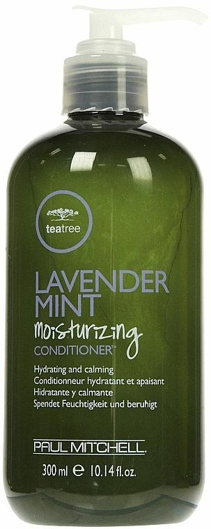 Feuchtigkeitsspendender Conditioner mit Lavendel- und Minzextrakt - Paul Mitchell Tea Tree Lavender Mint Conditioner — Bild N1