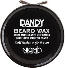 Düfte, Parfümerie und Kosmetik Modellierwachs für Bart und Schnurrbart - Niamh Hairconcept Dandy Beard Wax Modelling