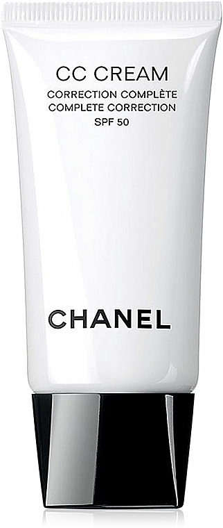 CC Creme LSF 50 - Chanel CC Cream Complete Correction SPF50