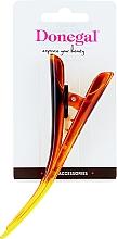 Düfte, Parfümerie und Kosmetik Haarklammer FA-5807 bernsteinbraun - Donegal