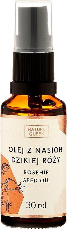 Kosmetisches Hagebuttenöl - Nature Queen Rosehip Seed Oil