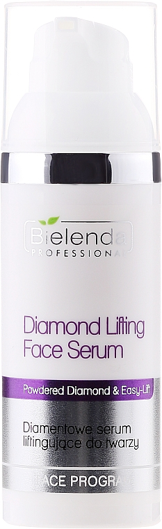 Gesichtsserum mit Liftingeffekt - Bielenda Professional Face Program Diamond Lifting Face Serum — Bild N1