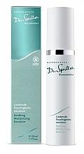 Düfte, Parfümerie und Kosmetik Beruhigende und feuchtigkeitsspendende Gesichtsemulsion - Dr. Spiller Alpenrausch Soothing Moisturizing Emmulsion
