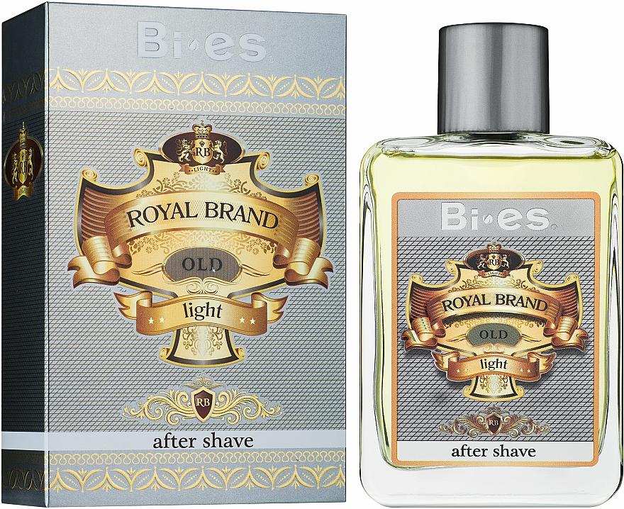 Bi-Es Royal Brand Light - After Shave