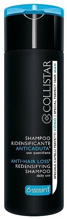 Shampoo gegen Haarausfall mit Keratin - Collistar Anti-Hair Loss Redensifying Shampoo