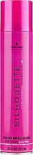 Haarlack für gefärbtes Haar - Schwarzkopf Professional Silhouette Color Brilliance Hairspray  — Bild N1