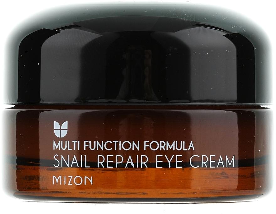 Reparierende Augenkonturcreme mit Schneckenextrakt - Mizon Snail Repair Eye Cream