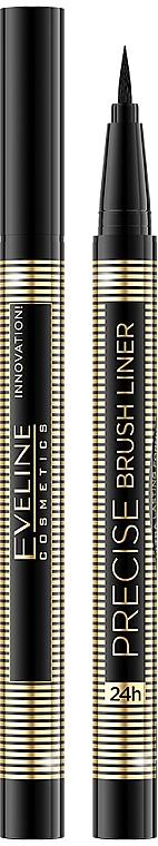 Eyeliner - Eveline Cosmetics Precise Eye Liner Brush