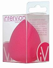 Düfte, Parfümerie und Kosmetik 3D Make-up Schwamm in Tropfenform rosa - Inter-Vion