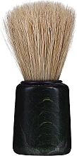 Düfte, Parfümerie und Kosmetik Rasierpinsel dunkelgrün -  Inter-Vion