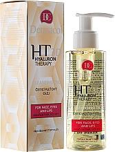 Düfte, Parfümerie und Kosmetik Gesichtsreinigungsöl mit Hyaluronsäure - Dermacol Hyaluron Therapy 3D Cleansing Oil